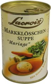 Lacroix Markklösschen Suppe 400ml