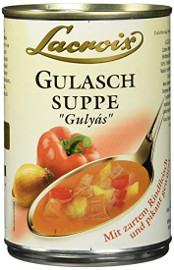 Lacroix Gulasch Suppe