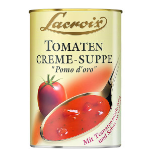 Lacroix Tomaten Creme-Suppe