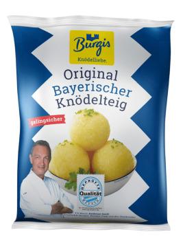 Burgis Bayerischer Knödelteig 750g