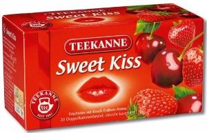 Teekanne Sweet Kiss 20er x 3g