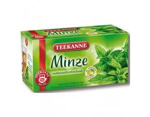 Teekanne Minze 45g für 20er x 2,25g