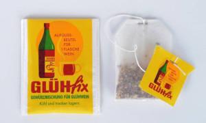Teekanne Glühwein Gewürz 15g für 10 Beutel à 1,5g
