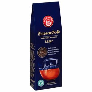 9- Teekanne Friesen Gold Schwarzer Tee 250g