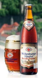 Weltenburger Kloster Barock Dunkel Alk. 4,7% vol. 50cl x 4er