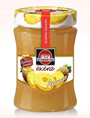 Schwartau Extra: Ananas (340g)