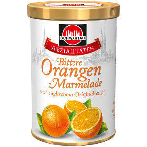 Schwartau Spezialitäten Bittere Orangen Marmelade 350g