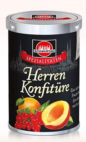 Schwartau Spezialitäten Herren Konfitüre 350g