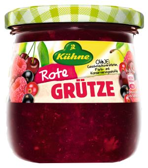 Kühne Rote Grütze (375g.)