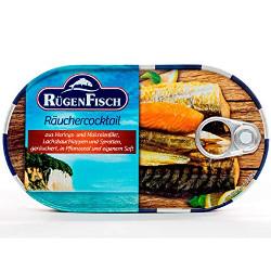 Rügen Fisch Räucher Coktail 200g