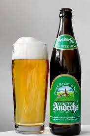 Andechs Vollbier Hell 4.8% Alk - 50cl