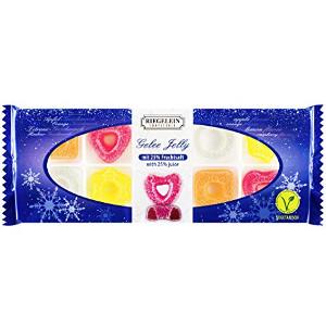 5- Riegelein Confiserie Gelee Jelly 25% Fruchtsaft 150g
