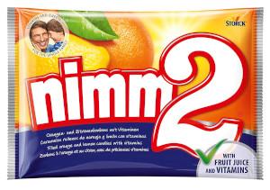 Storck Nimm 2 Orangen-und Zitronenbonbons mit Vitaminen 1kg