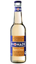 Bionade Ingwer Orange (0,33l)