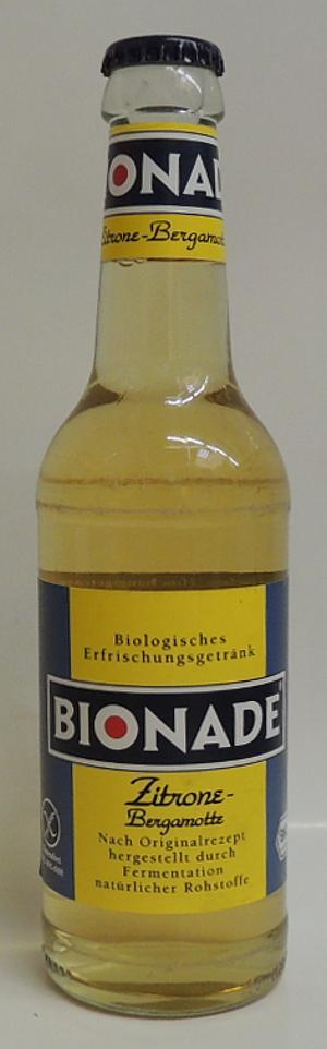 Bionade Zitrone Bergamotte (0,33l)