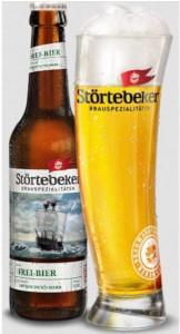 1- Störtebeker Frei-Bier Alkohol Frei (<0,5% alk.) 50cl