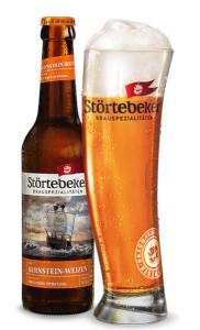 Störtebeker Bernstein-Weizen Alkohol Frei (<0,5% alk.) 50cl