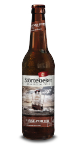 Störtebeker Hanse-Porter Alk. 4,0% vol 50cl