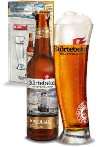 Störtebeker SCOTCH-ALE (Stralsund) Alk.9,0% vol. 50cl