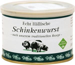 BESH Schinkenwurst 200g