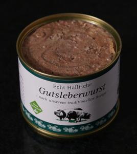 BESH Gutsleberwurst nach unserem traditionellen Rezept 200g