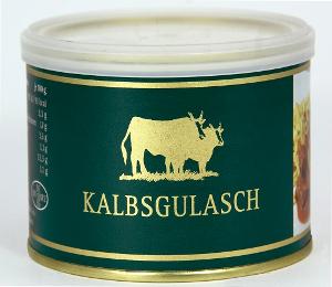 BESH Kalbsgulasch 400g