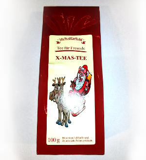 2- Tee Hundertmark X-Mass-Tee 100g
