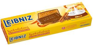 Leibniz Spekulatius mit Vollmilchschokolade 125g