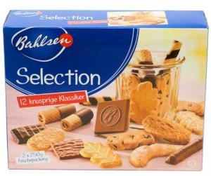 Bahlsen Selection 12 Knusprige Klassiker 500g