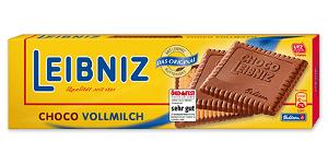 2- Leibniz Choco Vollmilch 125g