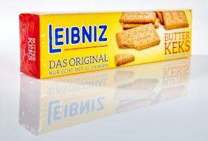 2- Leibniz Butterkeks Das Original 200g