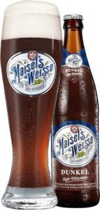 Maisel's Weisse Dunkel Hefe-Weissbier Alk. 5,1% vol 50cl x 4er