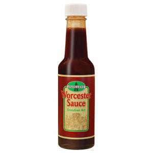 Exzellent Worcester Sauce Dresdner Art 140ml
