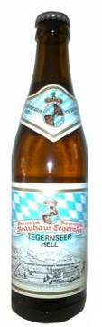 Tegernseer Hell Alk. 4,8% vol 33cl