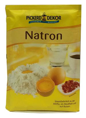 6- Pickerd Dekor Natron 50g