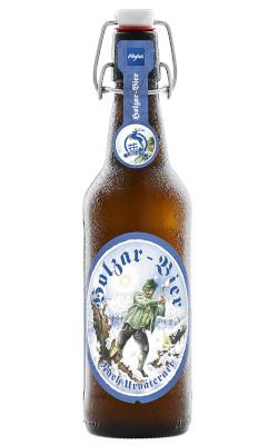 Hirschbräu Holzar-Bier Alk 5.2% vol 50cl