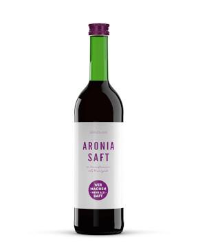 Grandlavie Aronia Saft (100% Fruchtgehalt) 750ml