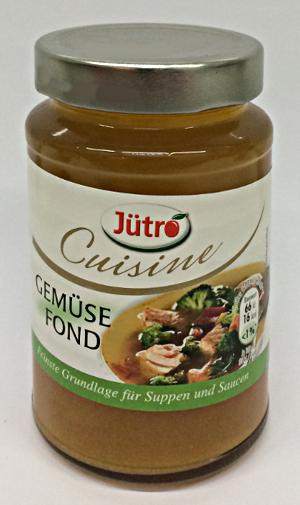 Jütro Cuisine Gemüse Fond (400ml)