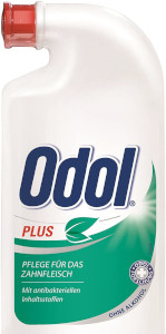 Odol Mundspülung Plus Pflege Für Das Zahnfleisch 125ml