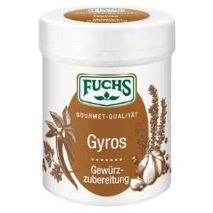 4- Fuchs Gyros Gewürzzubereitung Gourmet qualität 60g