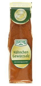 3- Fuchs Hähnchen Würzsalz 100g