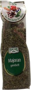 2- Fuchs Majoran gerebelt 12,5g