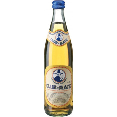 Club-Mate Alk. 0,0% vol 500ml