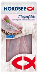 3- Nordsee Matjesfilets nach nordischer Art 200g