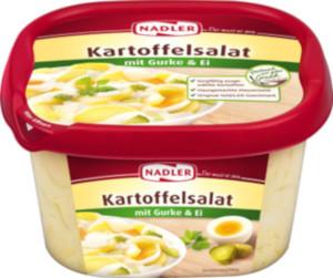Nadler Kartoffelsalat mit Gurke & Ei 400g