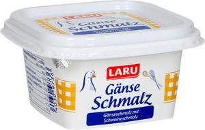 Laru Gänse Schmalz Schlesische Art 150g