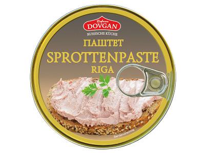 Dovgan Riga Sprotten Paste 160g