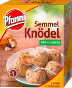 Pfanni Semmel Knödel der Klassische 200g für 6 Knödel