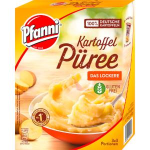 Pfanni Kartoffel Püree Das Lockere 240g für 3x3 Portionen
