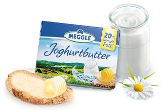 1- Meggle Joghurt Butter 250g